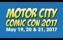 The 2017 Motor City Con!