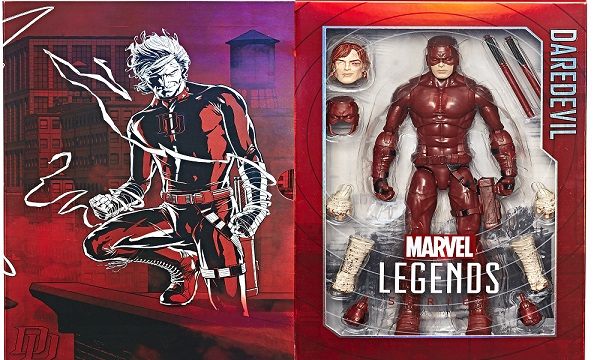 Marvel Legends Series 12-Inch Daredevil Figure - in pkg (1)
