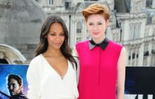 Interview: Zoe Saldana and Karen Gillan