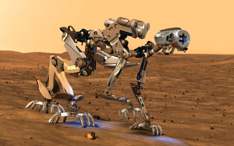 SCI-FI NERD - Modern Classics - Red Planet (2000): Another Mission To Mars That Missed The Target