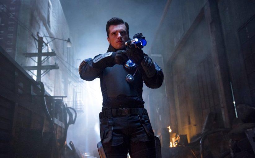 SCI-FI NERD - Genre TV - Future Man (2017): Josh Hutcherson Stars In New Sci-Fi Comedy/Adventure Series From Seth Rogen