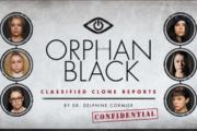 Harper Collins announces Orphan Black book