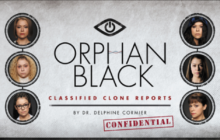 Harper Collins announces Orphan Black book