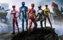 Power Rangers arrives in June!