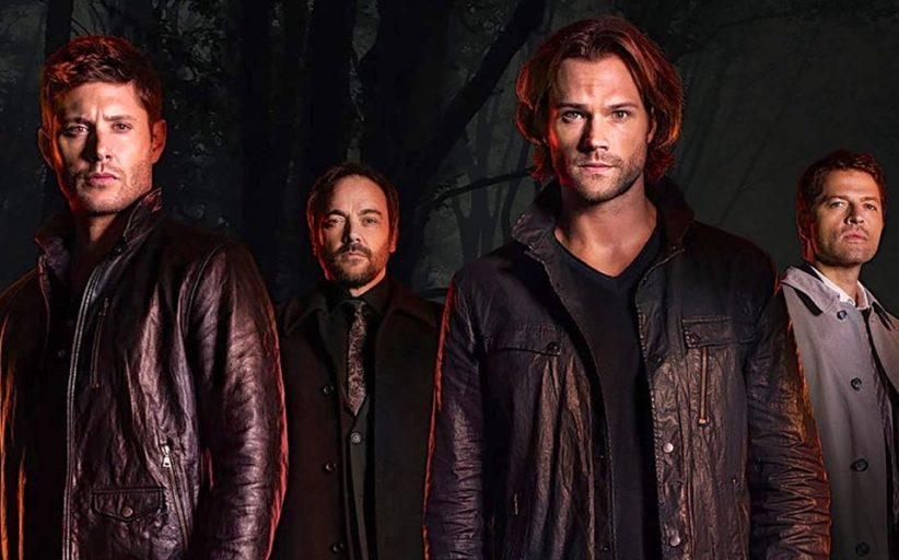 SCI-FI NERD - Genre TV - Supernatural (2005 - ?): A Recap And Review Of The Season 12 Finale