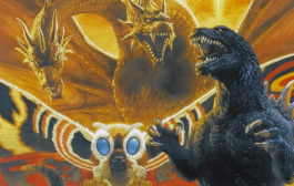 Top 5 Coolest Kaiju