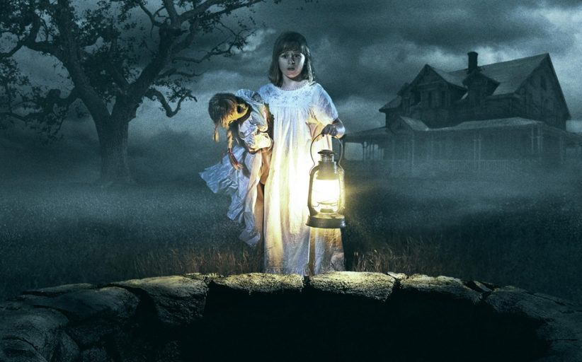 ANNABELLE: CREATION - OFFICIAL TRAILER 2 AND POSTER