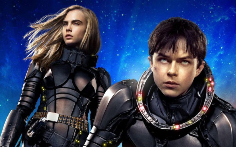 Valerian and the City of a Thousand Planets -