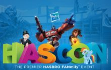 Hasbro opens ticket sakes for first-ever Hascon!