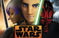STAR WARS: REBELS SEASON 3 BLU-RAY REVIEW