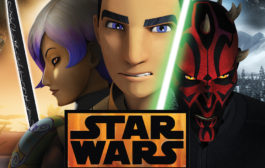 Star Wars Rebels: Complete Season Three Arrives August 29th