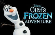 OLAF'S FROZEN ADVENTURE - TRAILER ARRIVES