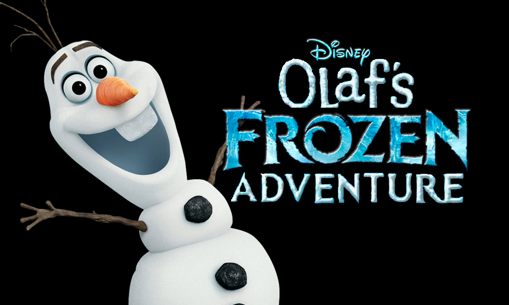 voice of olaf in frozen movie