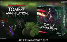 WizKids Announces New Dungeons & Dragons: Tomb of Annihilation Product Lines