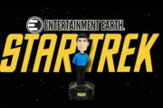 Talking Spock Bobble Head SDCC Exclusive from Entertainment Earth