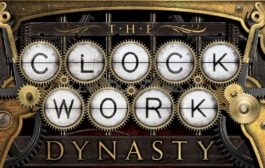 The Clockwork Dynasty coming from Doubleday!