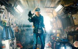 Ready Player One: The Trailer Has Arrived