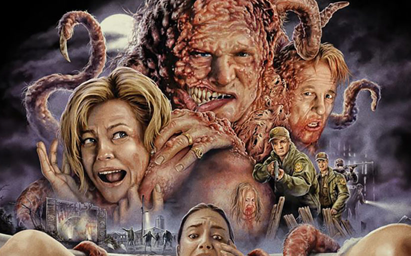 SLITHER COLLECTOR'S EDITION BLU-RAY REVIEW
