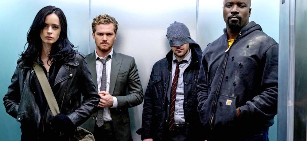 The Defenders: The New Full SDCC Trailer Is Here