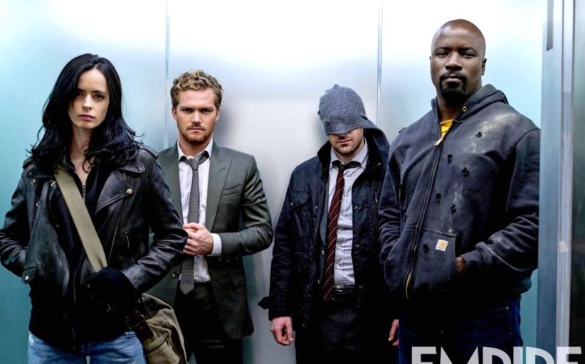 The Defenders: The