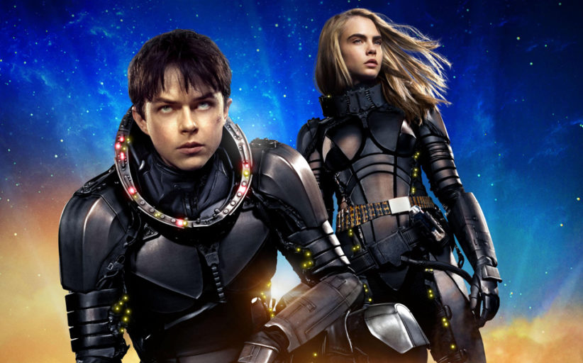 Valerian and the City of a Thousand Planets The Art of the Film - Book Review