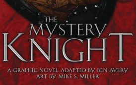 The Mystery Knight graphic novel review