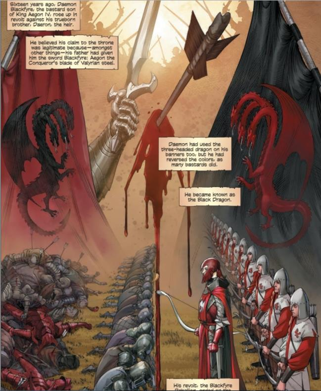 Science Fiction Graphic Novels: The Mystery Knight Graphic Novel Review