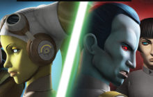 Star Wars Rebels: Season 3 - on Blu-ray and DVD August 29