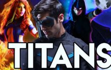 Titans: Casting News For the Live-Action Teen Titans Series Coming In 2018