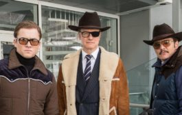 KINGSMAN: THE GOLDEN CIRCLE -- Movie Review