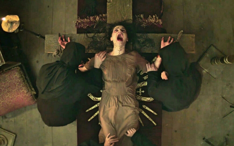 The Crucifixion coming soon to Blu-ray and digital