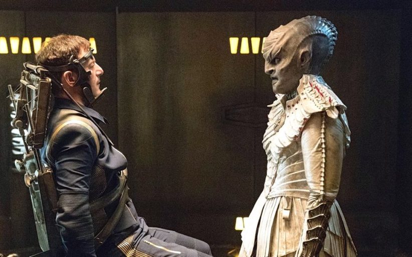 Star Trek: Discovery Recap And Review: Episode 5