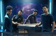 WizKids announces The Expanse Board Game now available.