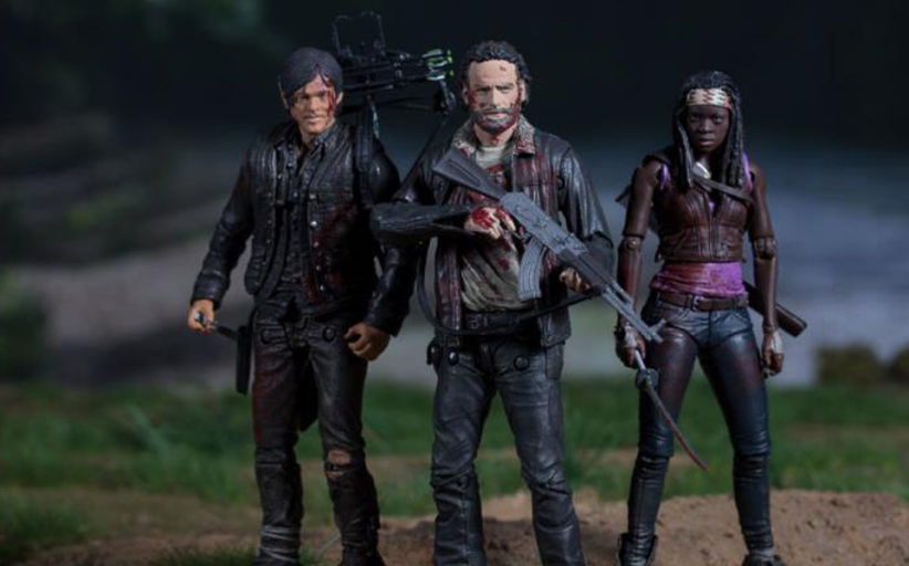 McFarlane Toys latest The Walking Dead action figure review