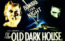The Old Dark House gets the Cohen Collection treatment