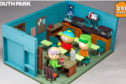 We Review South Park construction sets from McFarlane Toys