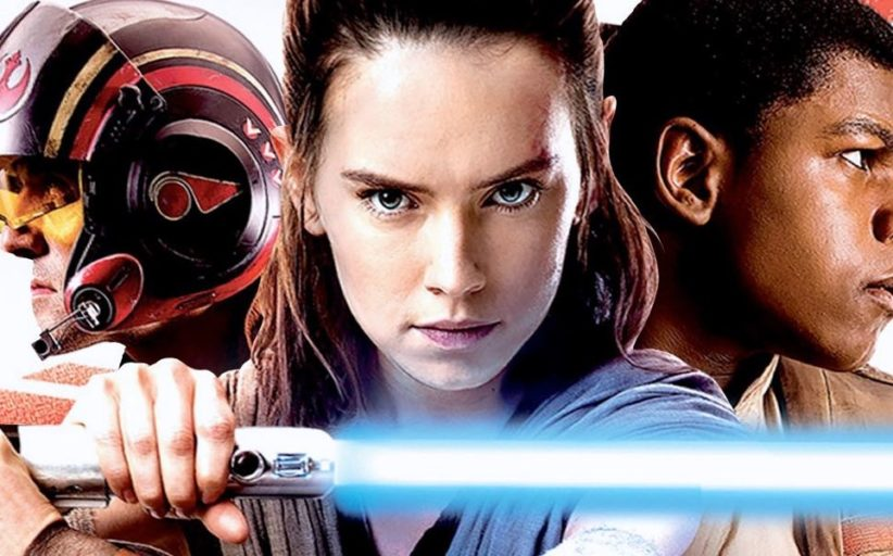Star Wars: The Last Jedi: The Trailer Is Here