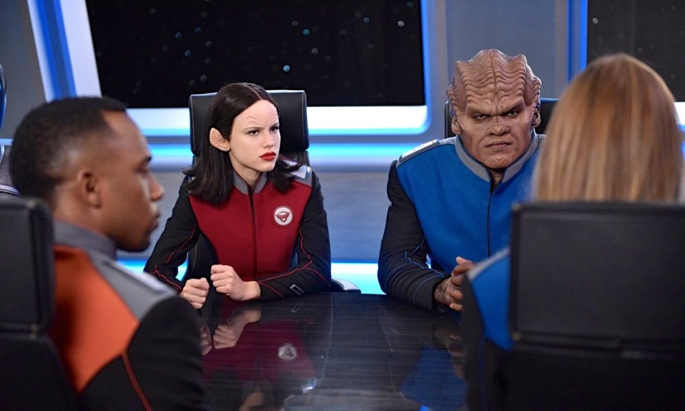 The Orville Recap And Review: Episode 10