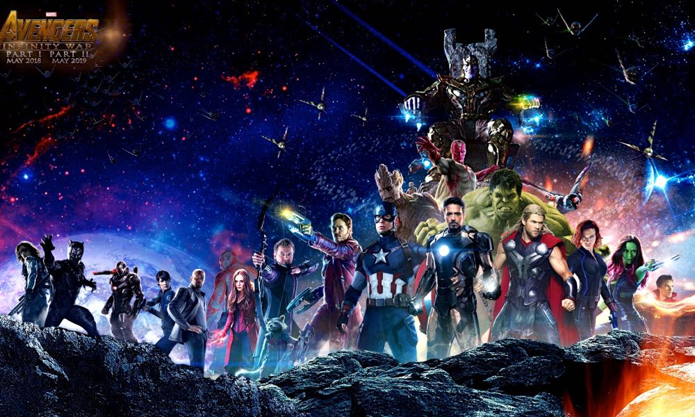 Avengers: Infinity War: The First Trailer Is Here