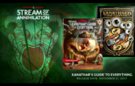 Xanathar's Guide to Everything now available