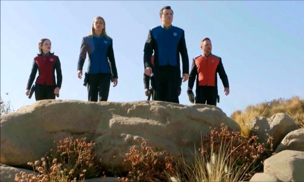 The Orville Recap And Review: Episode 12