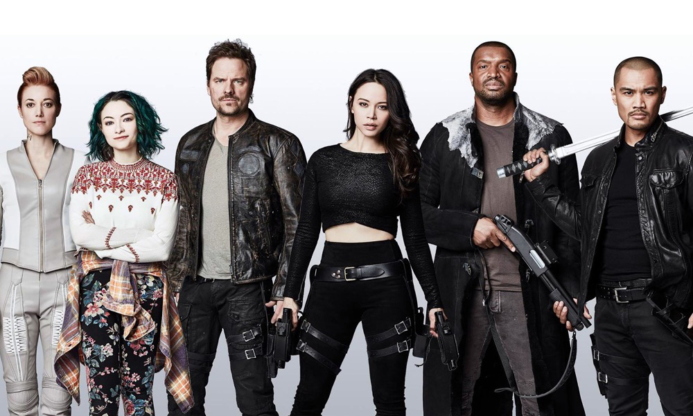 In Memoriam: 2017 Dark Matter: The Loss Of A Show We Cannot Forgive Or Forget