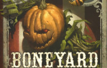 Deadlands: Boneyard book review