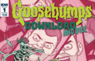 Goosebumps: Download and Die #1 review
