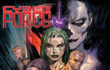 Cyberforce #1 (Image Comics) review