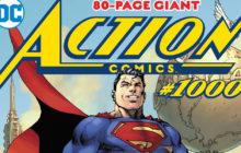DC Comics Releases Superman #1000!