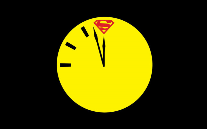 Doomsday Clock (2017-2018) comic book review
