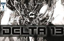 Delta 13 #1 (IDW Comics)