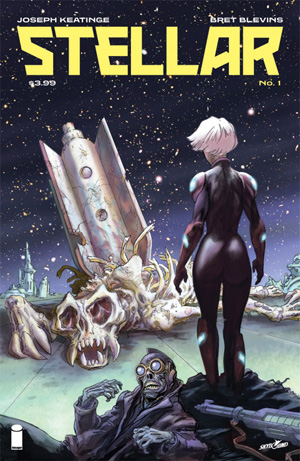 Stellar #1 review (Image Comics)