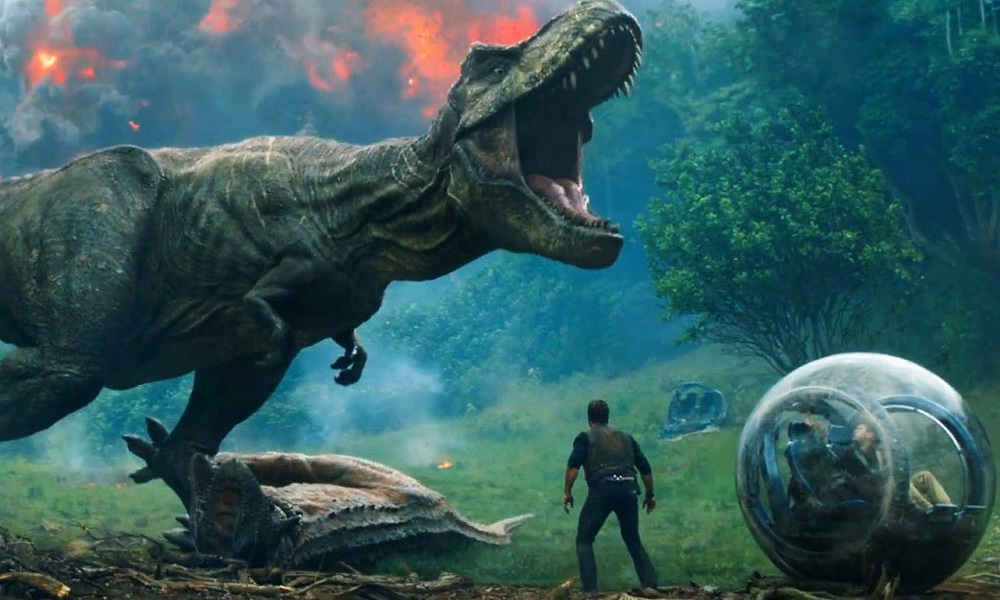 JURASSIC WORLD: FALLEN KINGDOM — Movie Review | Sci-Fi Movie Page